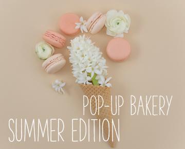 Pop-Up Bakery, La petite Bellerose, Macarons