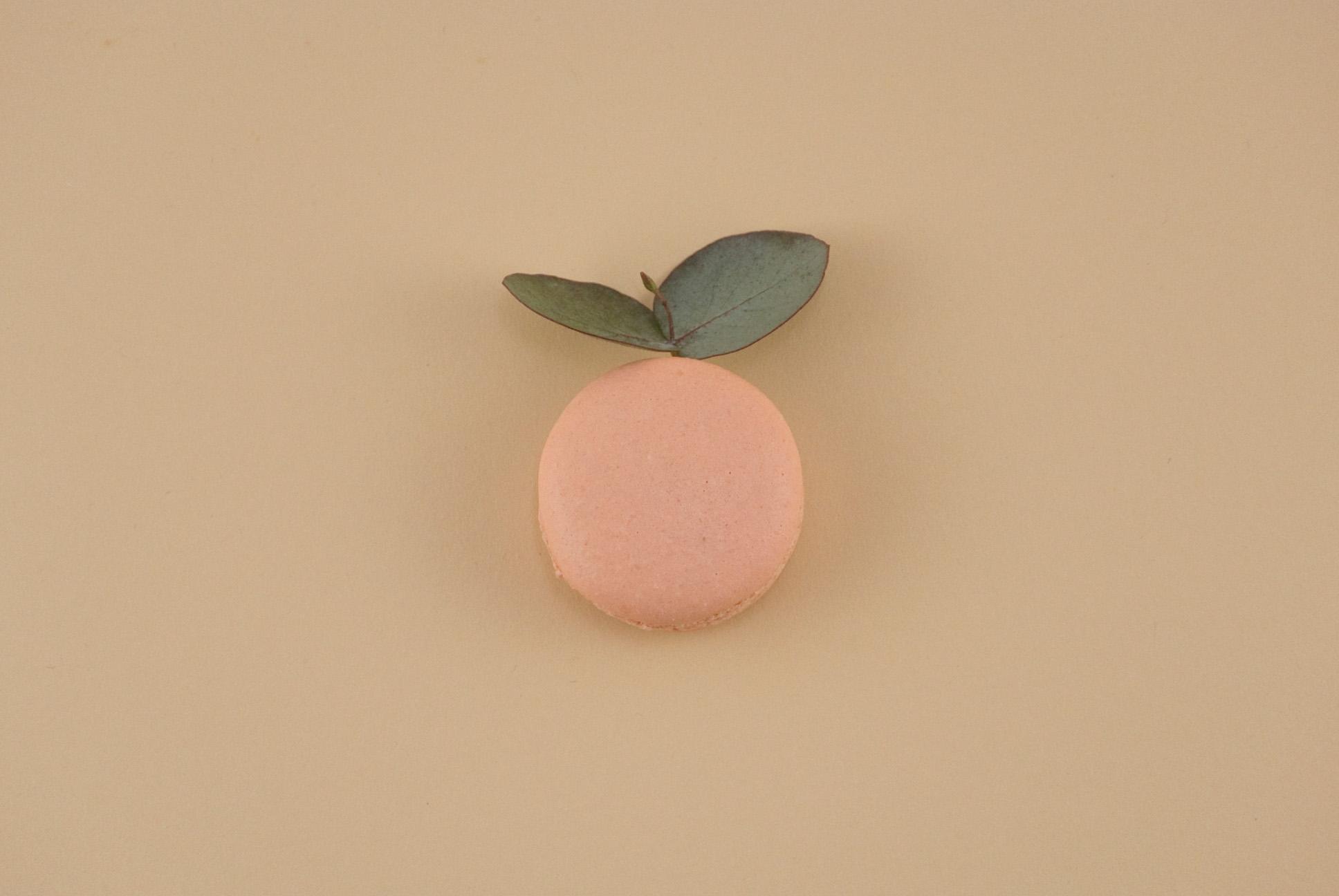 La petite Bellerose, Macaron Fruechtchen
