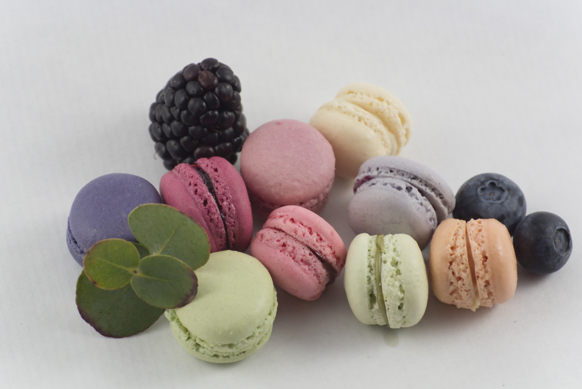 La petite Bellerose, Macarons Mini