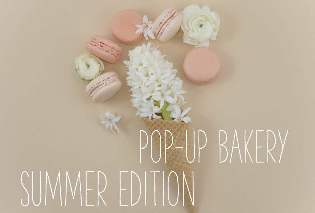 Pop-Up Bakery, La petite Bellerose, Macarons
