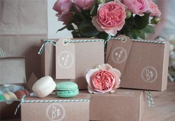 La petite Bellerose, Fashion und Firmen, Geschenkboxen