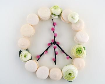 Macaron, Peace, Termine